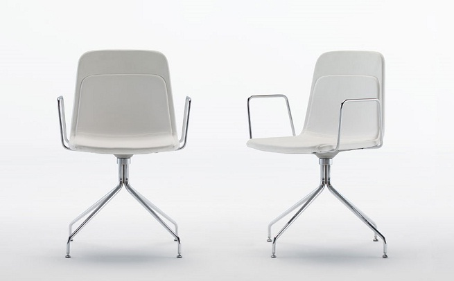 Revista muebles mobiliario de dise o for Modelos de sillas para oficina