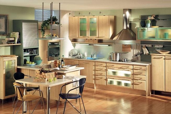 Revista muebles mobiliario de dise o for Cocinas estrechas con mesa