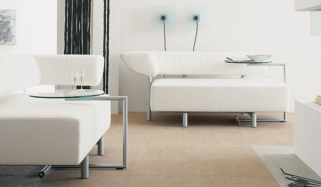 mesa auxuliar para sof s revista muebles mobiliario de