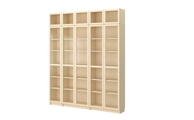 Revista muebles mobiliario de dise o - Estanteria libros ikea ...