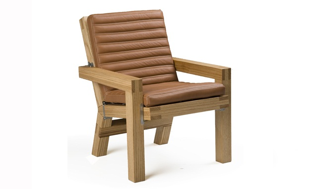 Revista muebles mobiliario de dise o for Sillas para oficina de madera