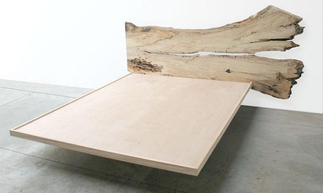 Revista muebles mobiliario de dise o for Como reciclar una cama de madera