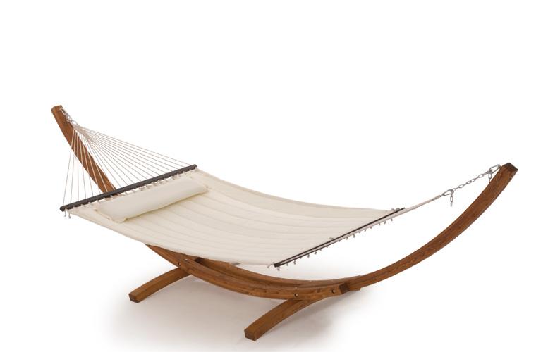 Hamacas modernas para la terraza - Hamacas de playa ...