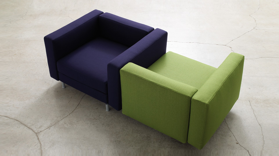 Revista muebles mobiliario de dise o for Sillones modulares