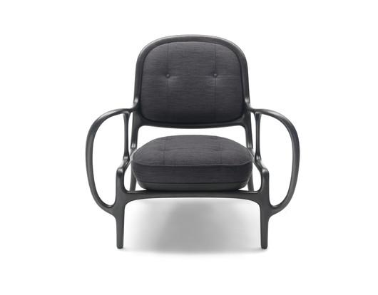 Silla clasica confortable4 revista muebles mobiliario for Sillas clasicas diseno