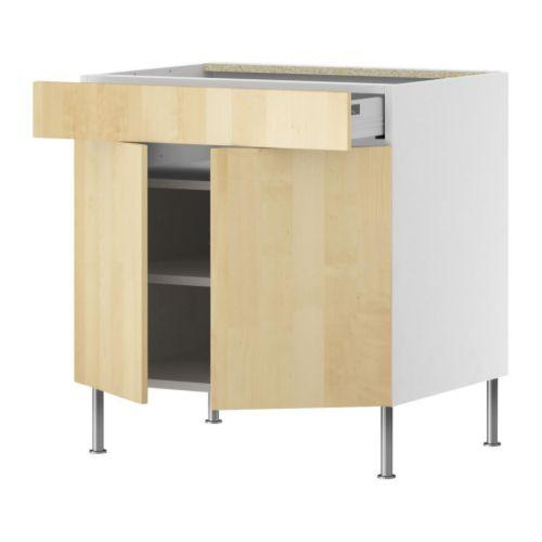 Casas cocinas mueble ikea armarios de cocina for Modulos cocina leroy