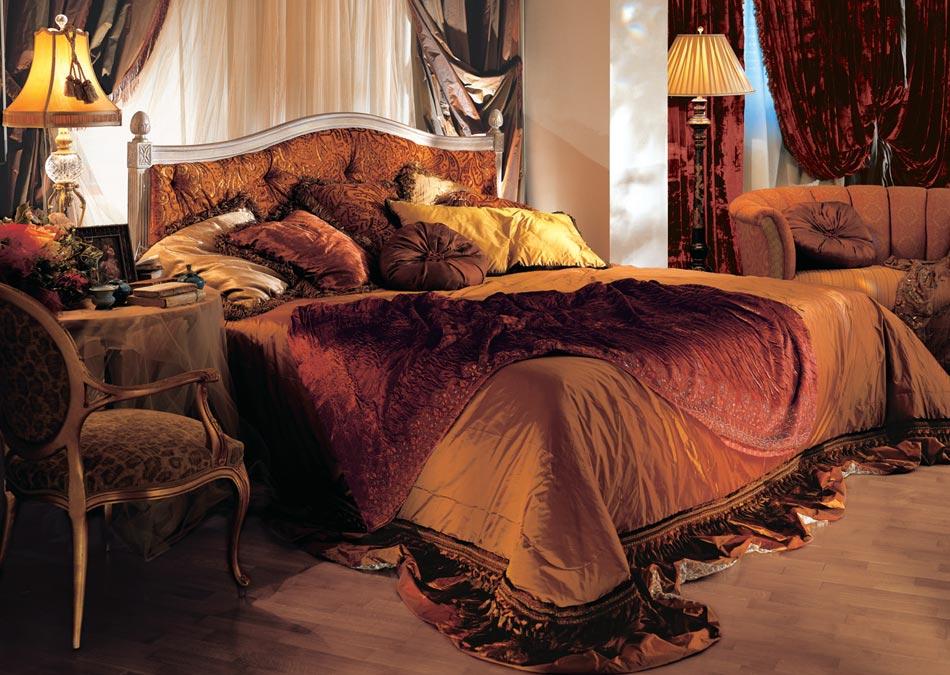 Camas de estilo clasico2 revista muebles mobiliario de for Sofas de estilo clasico