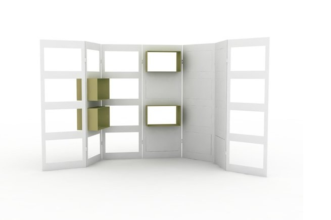 Revista muebles mobiliario de dise o - Separadores de espacios ...