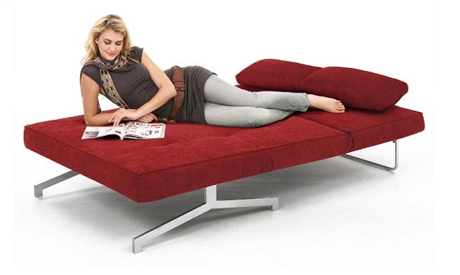 Canap que se convierte en cama revista muebles for Sofas que se hacen cama