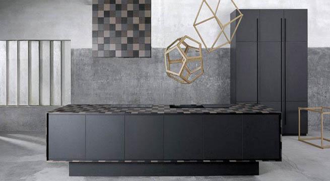 Cocina Eco De Material Reciclado Revista Muebles