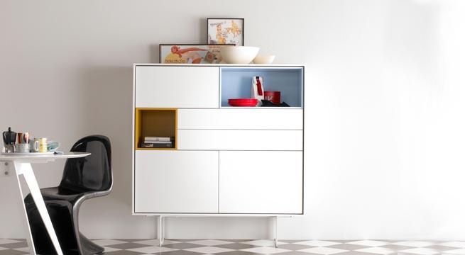 Aparador Sala ~ Revista Muebles Mobiliario de diseño