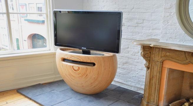 Revista muebles mobiliario de dise o - Muebles para televisores pantalla plana ...
