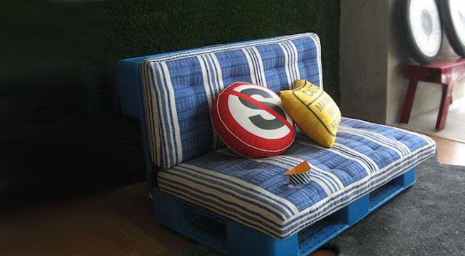 Muebles con palets hazlos t mismo i revista muebles for Muebles en bruto