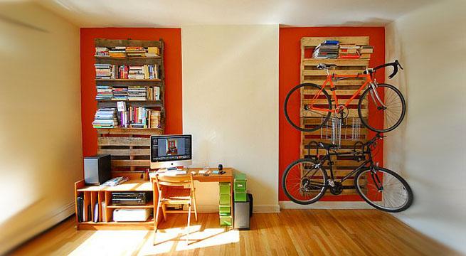 Revista muebles mobiliario de dise o - Muebles de palets reciclados ...