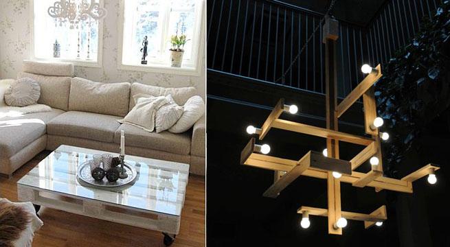 Revista muebles mobiliario de dise o - Tablas para hacer palets ...