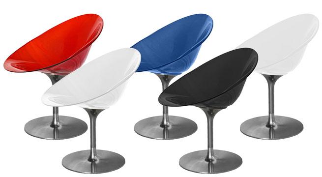 Revista muebles mobiliario de dise o - Silla philippe starck ...