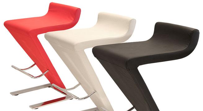 Revista muebles mobiliario de dise o for Taburetes de cocina modernos