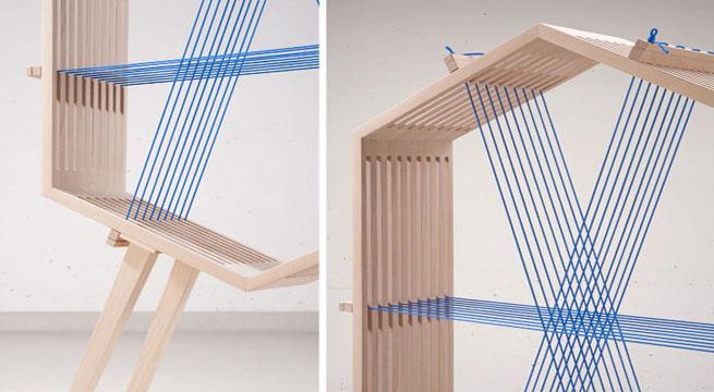 Www shelf de viktor matik revista muebles mobiliario for Mobiliario de diseno