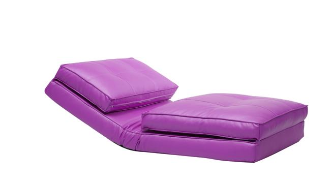 Sill n cama lip para casas peque as - Sillon puff cama ...