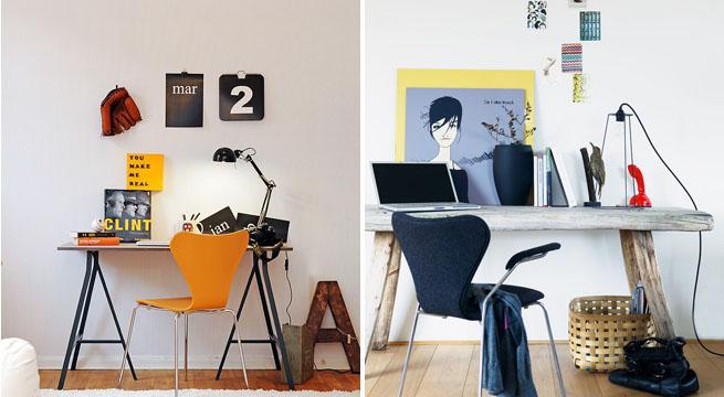 Revista muebles mobiliario de dise o for Ideas para un estudio en casa