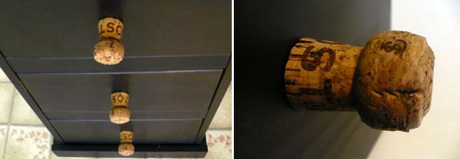 Renovar los tiradores f cil y barato revista muebles - Tiradores originales para muebles ...