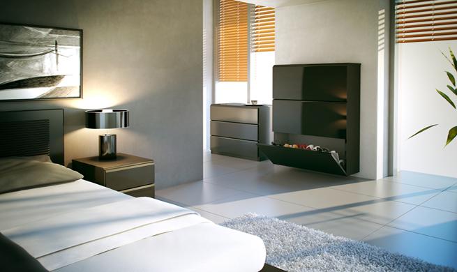 Nuevos zapateros de leroy merlin revista muebles for Muebles zapateros de diseno