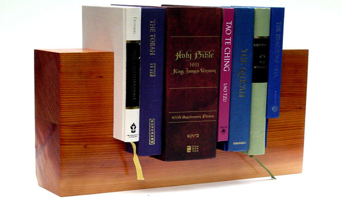 Soporte para libros hazlo t mismo revista muebles for Libros de diseno de muebles