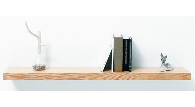 Revista muebles mobiliario de dise o - Balda de madera ...