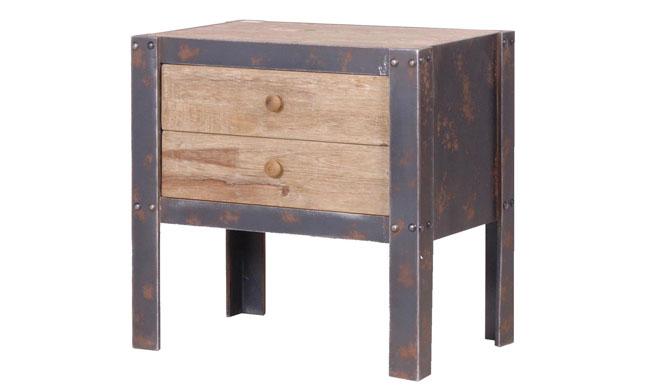 Revista muebles mobiliario de dise o - Mesitas de noche de diseno ...