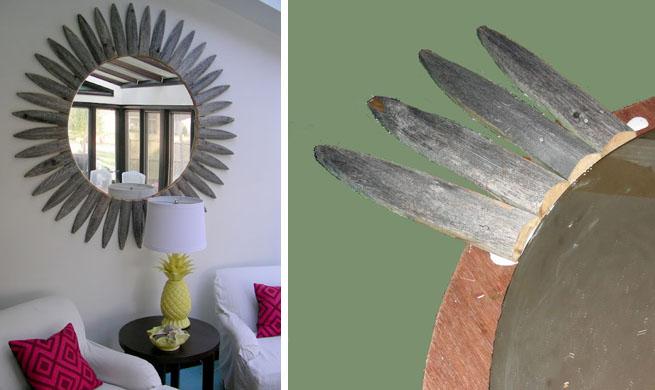 Revista muebles mobiliario de dise o for Como hacer espejos vintage