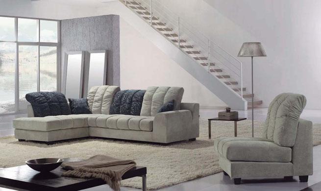 Sof s de esquina para todos los salones revista muebles mobiliario de dise o - Sofas de esquina ...