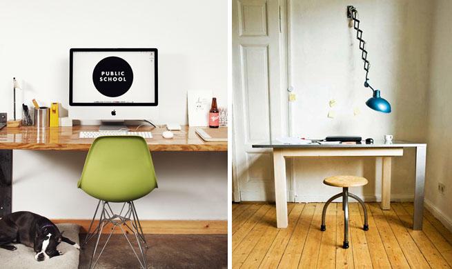 Escritorios para la vida moderna revista muebles - Ideas para escritorios ...