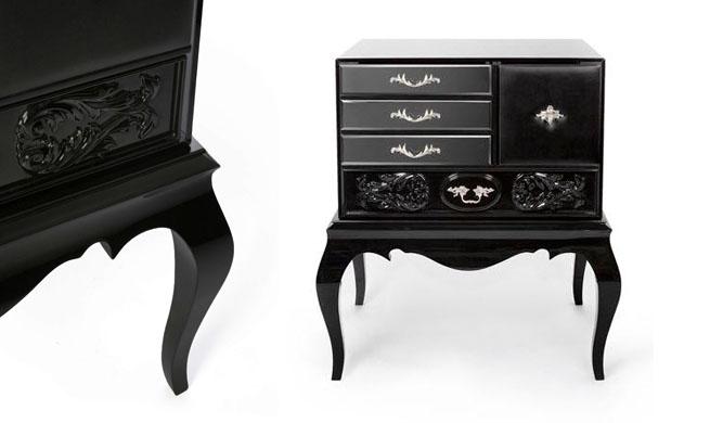 Revista muebles mobiliario de dise o for Modernizar salon muebles clasicos