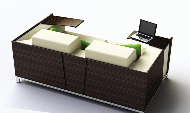Revista muebles mobiliario de dise o for Mobili multifunzione