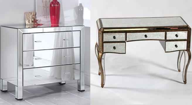 Revista muebles mobiliario de dise o - Espejos de mesa baratos ...