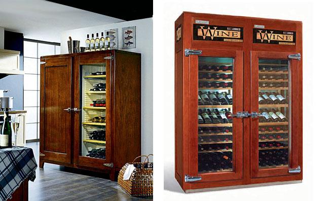 Revista muebles mobiliario de dise o - Muebles para vino ...