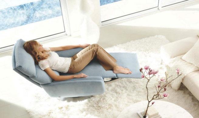 Revista muebles mobiliario de dise o - Butacas comodas ...
