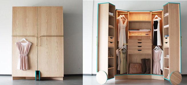 Revista muebles mobiliario de dise o - Disenador de armarios ...