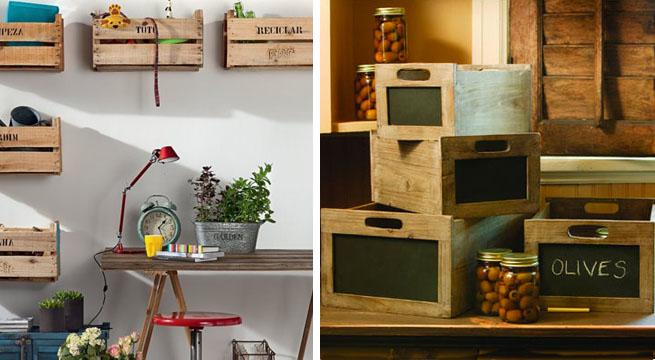 Revista muebles mobiliario de dise o for Como reciclar puertas de madera