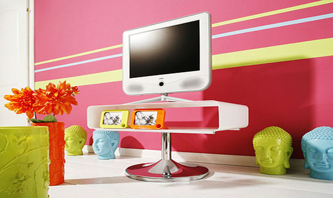 Muebles y complementos pop art revista muebles - Muebles pop art ...