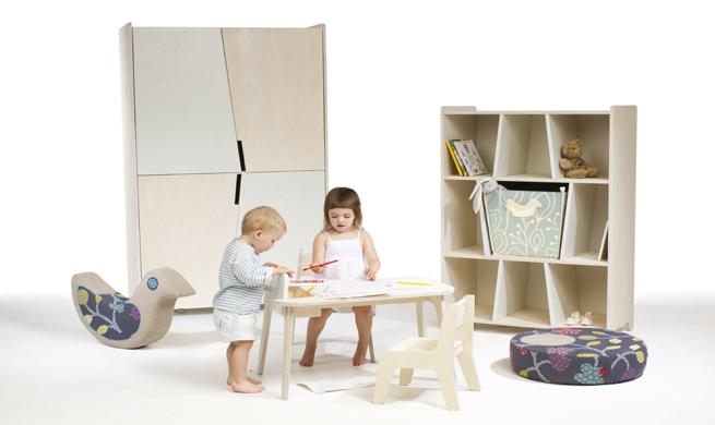 Revista muebles mobiliario de dise o for Mobiliario para bebes
