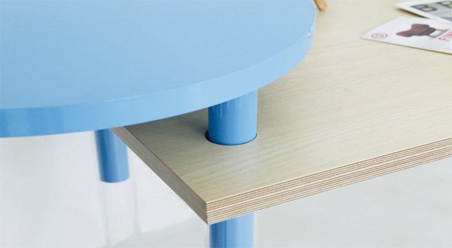 Revista muebles mobiliario de dise o - Muebles pisos pequenos ...