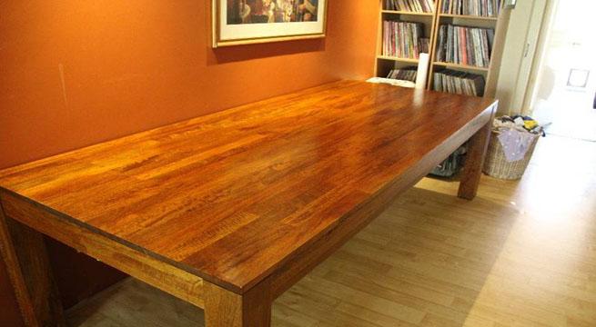 Acabado brillante con cera hazlo t mismo revista muebles mobiliario de dise o - Hazlo tu mismo muebles ...