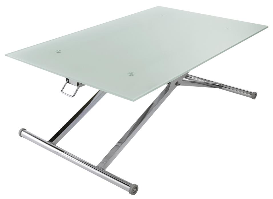 Revista muebles mobiliario de dise o for Mesa de centro plegable