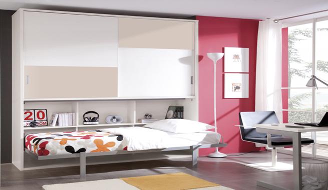 Nueva colecci n de muebles para ganar espacio revista muebles mobiliario de dise o - Conforama muebles de bano ...