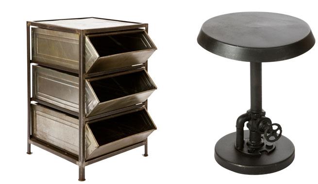 Materiales reciclados para muebles con sabor