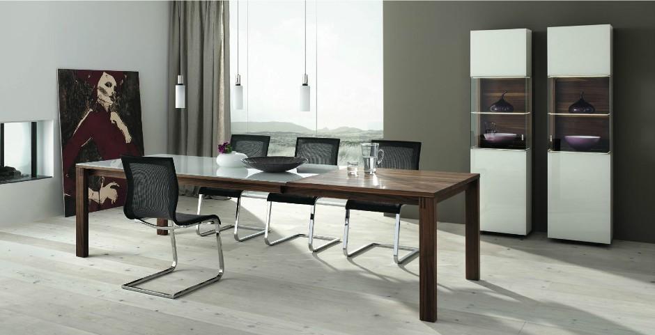 Comedores Modernos Con Muebles De Madera