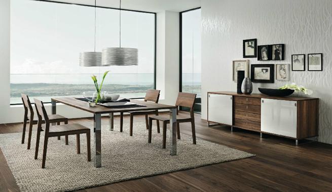Revista muebles mobiliario de dise o for Catalogo de comedores de madera