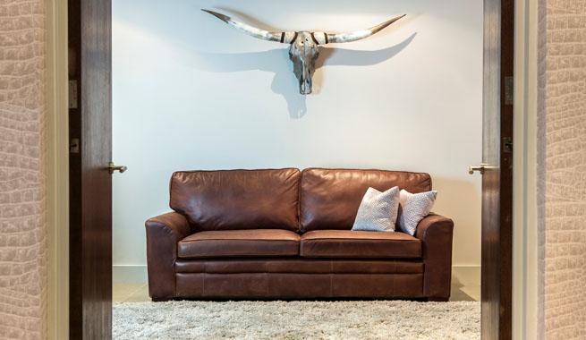 Revista Muebles Mobiliario De Dise O Protector De Sofas De Cuero