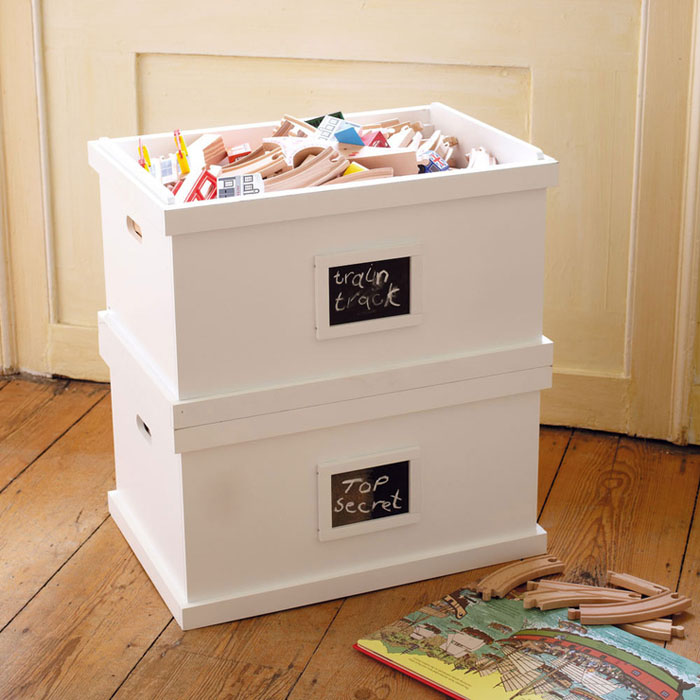 Organizador Cajones Baño Leroy:Ideas para guardar los juguetes